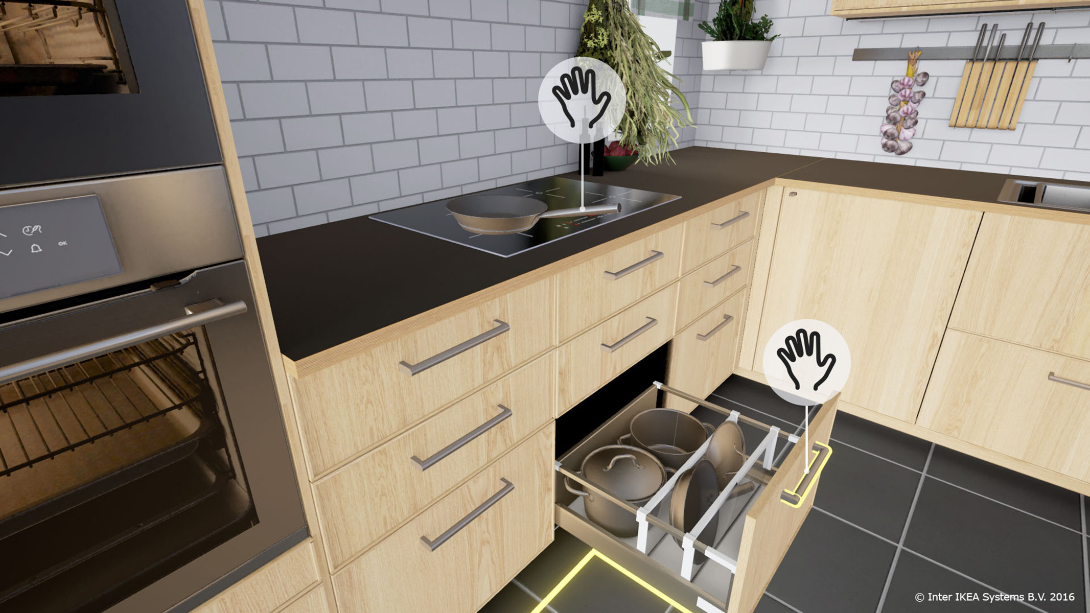 Marvelous IKEA Brings Kitchen Design To Virtual Reality   VRScout Part 16