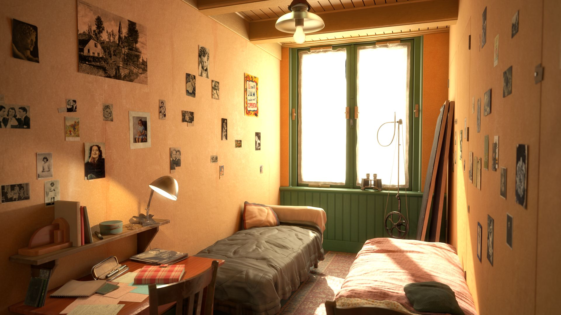 Tour The Historic Anne Frank House In Vr Vrscout