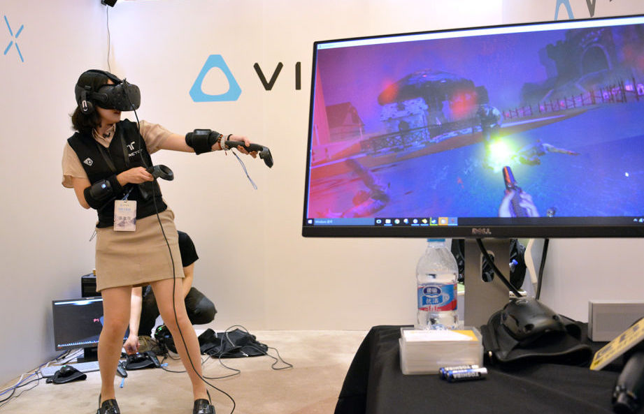 How AI and Haptics Could Revolutionize VR Gaming 3